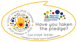 NHS Charity pledge